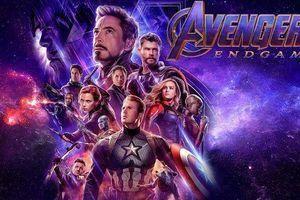 Avengers: Endgame đạt 112,4 tỷ đồng chỉ sau 3 ngày chính thức, kỷ lục vượt trăm tỷ nhanh nhất lịch sử Việt Nam