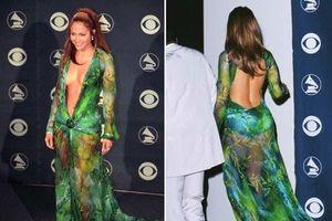 Hóa ra công cụ tìm kiếm hình ảnh của Google ra đời từ chiếc váy hở tàn bạo của Jennifer Lopez