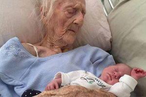 Sự thật thông tin cụ bà 101 tuổi hạ sinh con trai thứ 17, nặng 3,3 kg