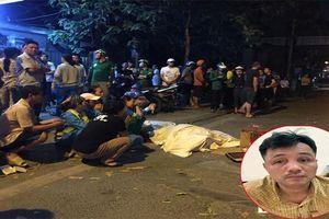 Khởi tố, bắt tạm giam lái xe 'điên' tông chết nữ công nhân môi trường ở Hà Nội