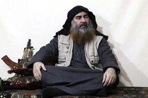 Trùm khủng bố IS xuất hiện trong video mới