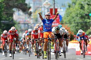 Cúp xe đạp Truyền hình: Lê Nguyệt Minh lần thứ 5 thắng chặng