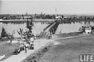 Chương trình nghệ thuật tái hiện ký ức hào hùng ở vĩ tuyến 17 trên sông Bến Hải
