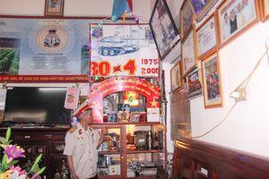 44 năm thống nhất đất nước (30/4/1975 - 30/4/2019): Kí ức của chiến sĩ biệt động cắt điện hàng rào Dinh Độc Lập