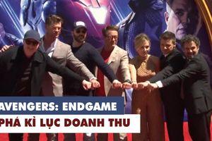 Bom tấn Avengers: Endgame phá tan mọi kỷ lục doanh thu toàn cầu