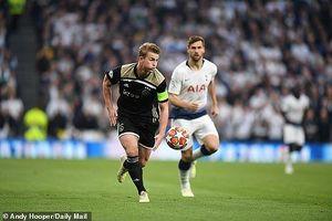 Thắng Tottenham trên sân đấu 1 tỷ bảng, Ajax rộng đường vào chung kết