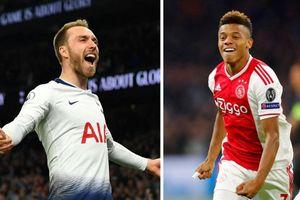 Tottenham vs Ajax: Đại chiến ở London