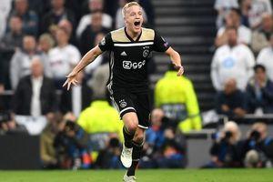 Hạ Tottenham, Ajax rộng cửa vào chung kết Champions League