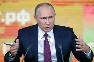 Ông Putin 'đáp trả' tuyên bố của Zelensky về cấp quốc tịch Ukraine cho người Nga