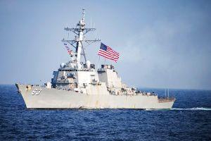 Trung Quốc bất ngờ 'hạ giọng' sau vụ hai tàu chiến Mỹ đi qua eo biển Đài Loan