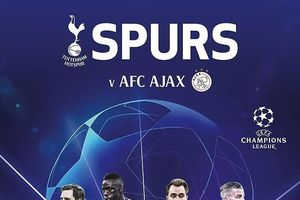 Tottenham đấu Ajax: Khi Gà trống mất cựa
