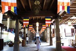 Các chùa tại Sri Lanka cũng đối diện nguy cơ bị tấn công