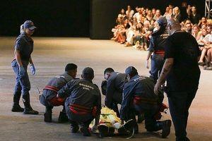 Người mẫu đột tử trên sàn diễn được nghi ngờ mắc bệnh bẩm sinh