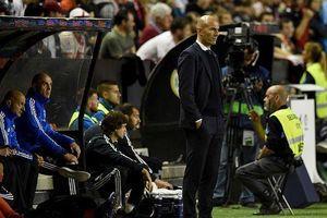 Real Madrid khó giành ngôi á quân, HLV Zidane tính thay nửa đội hình