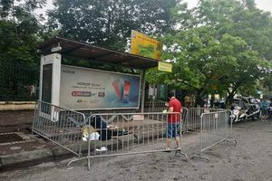 Hà Nội: Tá hỏa phát hiện người đàn ông tử vong ở điểm chờ xe buýt