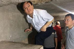 Thăm hầm vũ khí bí mật giữa nội đô Sài Gòn