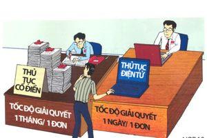 Vai trò giải quyết thủ tục hành chính theo cơ chế 'một cửa' ở Việt Nam