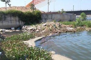 Sông Hàn bị ô nhiễm do nhà hàng tiệc cưới xả thải