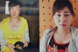 Bắt tạm giam 2 phụ nữ dàn cảnh đánh ghen, cướp vàng tại Cần Thơ