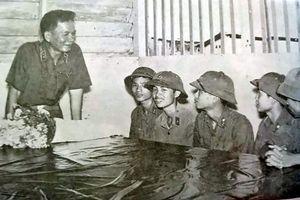 Đại tướng Lê Đức Anh - người góp công lớn vào chiến thắng của dân tộc