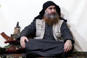 IS lần đầu tung video thủ lĩnh Baghdadi