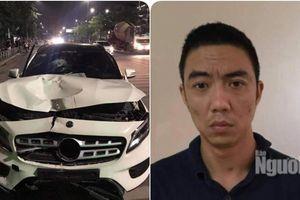 Vụ tài xế Mercedes đâm chết 2 người ở hầm Kim Liên: Nồng độ cồn cao vượt ngưỡng xử phạt cao nhất