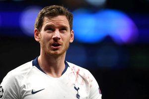 Tottenham hẹp cửa vào chung kết Champions League khi thua lượt đi