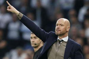 HLV Ajax: 'Cầu thủ của tôi đã chiến đấu như những chú sư tử'