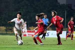 Để thua U19 nữ Hàn Quốc, U19 nữ Việt Nam lách qua khe cửa hẹp vượt qua vòng bảng