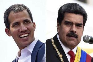 Cục diện Venezuela qua ảnh: Ai đang ủng hộ ai ở Caracas?