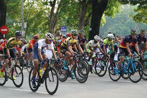 Khai mạc cuộc đua xe đạp 'Về Điện Biên Phủ 2019'