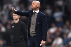 Ajax hạ Tottenham ngay trên sân khách, HLV Erik ten Hag nói gì?