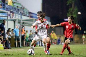 U19 nữ Việt Nam chính thức dự vòng chung kết châu Á