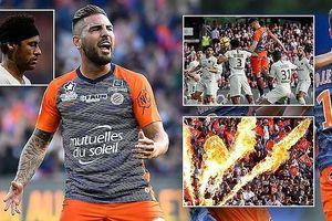 Montpellier - PSG 3-2: Neymar tịt ngòi, Di Maria ghi bàn, HLV Thomas Tuchel tiếp tục bại trận
