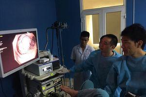 Phẫu thuật nội soi cắt polyp giảm 80% ung thư đại trực tràng