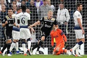 Xuất sắc đánh bại Tottenham trên sân nhà, Ajax rộng cửa vào chung kết