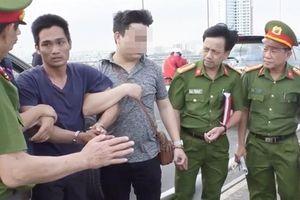 Tình tiết 'nóng' vụ cha giết con vứt xác xuống sông Hàn: Lấy lời khai một người Hàn Quốc