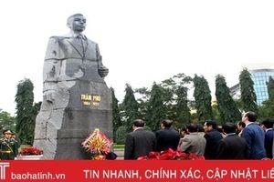 Đồng chí Trần Phú - từ người yêu nước trở thành người cộng sản