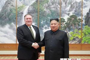 Ngoại trưởng Pompeo: Mỹ sẵn sàng tiếp tục đàm phán với Triều Tiên