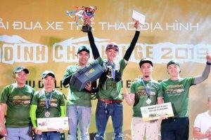 'Vua sa mạc' ở giải đua xe trên cát Mũi Dinh Challenge 2019 lộ diện