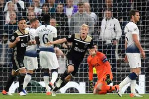 Những điểm nhấn sau chiến thắng của Ajax trên sân Tottenham