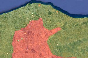 Lực lượng Quân đội Libya (LNA) tiến chậm, dân quân Chính phủ Quốc gia (GNA) chống trả quyết liệt