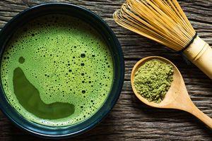 5 lợi ích tuyệt vời của việc uống matcha mỗi sáng
