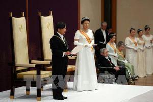 Nhật hoàng Naruhito sẽ phụng sự lợi ích của người dân Nhật Bản