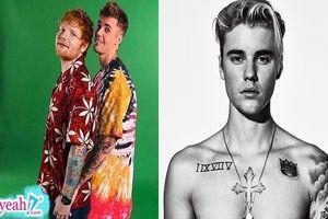 Justin Bieber tung thính cực mạnh: 10 ngày nữa comeback và sẽ hợp tác với Ed Sheeran?