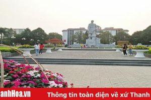TP Thanh Hóa lộng lẫy trước thềm lễ Kỷ niệm 990 năm Thanh Hóa