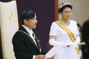 Lãnh đạo các nước châu Á chúc mừng Nhật hoàng Naruhito