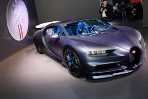 Bugatti Chiron Sport 110 Ans Edition gây 'choáng' với phí bảo hiểm hơn 1tỷ đồng/ năm