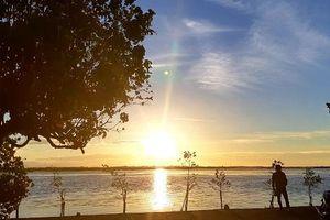 Mê mẩn ngắm biển vẻ hoang sơ Lộc Bình ở Cố đô Huế