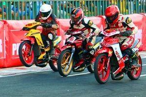 Giải đua xe mô tô toàn quốc – Vòng 4: 'Nóng' từ trên đường đua đến khán đài